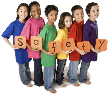 Teach your children to be safe at any age