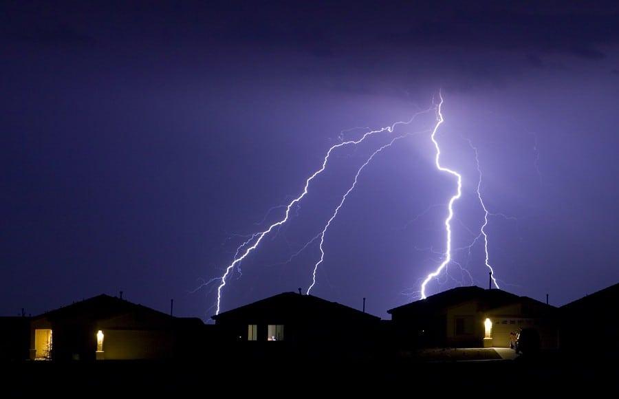 Stay Safe When Lightning Threatens