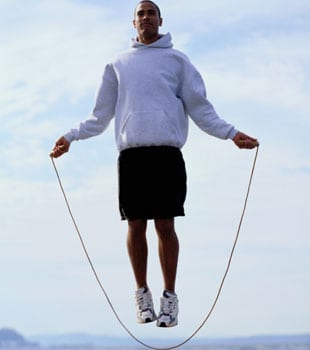Unleash the Child Inside!  Jump Rope to Keep Fit!