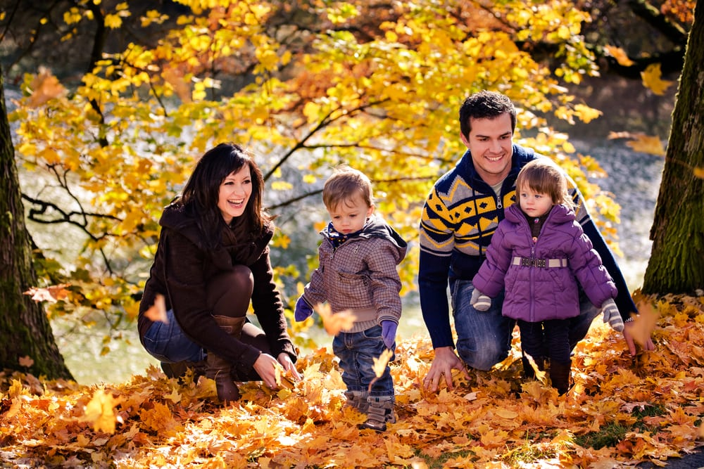 Family Vacation Ideas for Fall