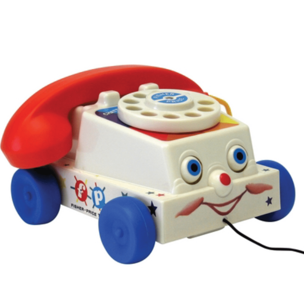 A Classic Toy, By Accident
